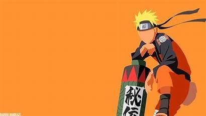 Naruto Uzumaki Minimalist Desktop Backgrounds Wallpapers 4k