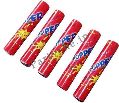 What Does Decor Mean by Party Popper 30 Cm P1pc00076 Sprays