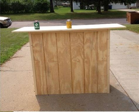 portable patio bar ideas best 25 portable bar ideas on