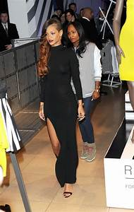 Rihanna - River Island 2013 Collection Launch -15 - GotCeleb
