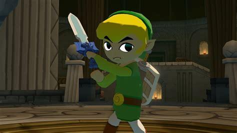 The Legend Of Zelda Wind Waker Hd 1080p Video Review