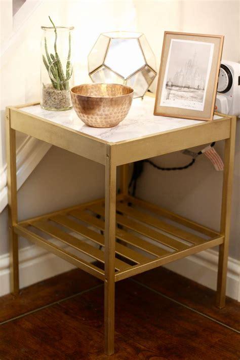 Ikea Bedroom Table by Diy Ogc204 Bedside Table Ikea Ikea Dining Table Hack