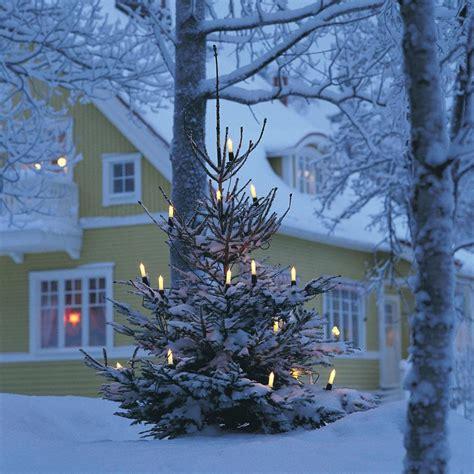 kerstverlichting buiten kerstboomverlichting kaars kerstboomverlichting