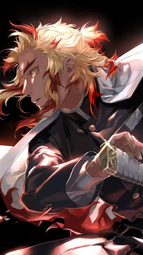 kimetsu  yaiba wallpaper hd portrait slayer anime