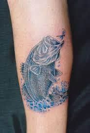 bass tattoo   ideas  designs