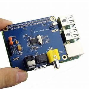 Specific Hifi Digi  Digital Sound Card For Raspberry Pi A