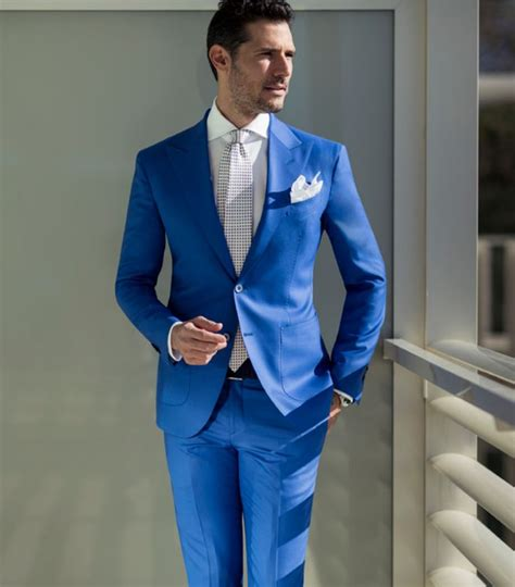light blue tuxedo suitandtiefixation sartoria light blue suit suits