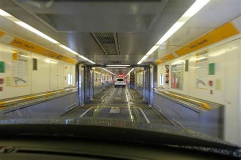 Picture Of Eurotunnel Le Shuttle