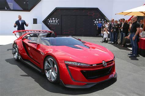 Volkswagen Vision Gti Roadster Gran Turismo Concept