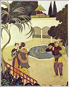 17 Best images about Edmund Dulac - Sindbad the Sailor and ...