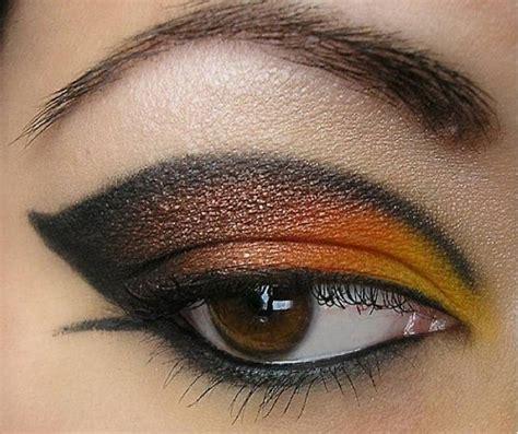 beautiful makeup tutorials  brown eyes pretty designs