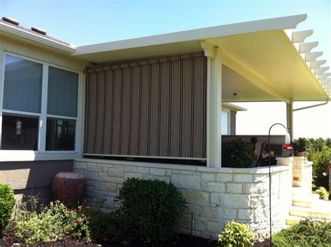 retractable screens and window walls contemporary