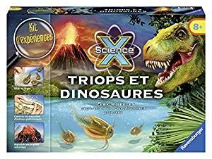 Ravensburger 18910 Triops Et Dinosaures Maxi Science