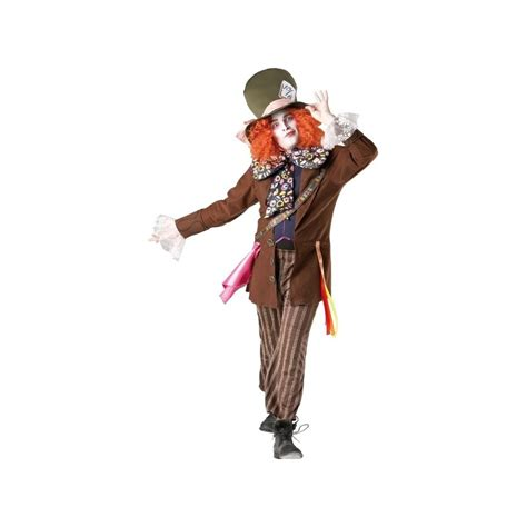 Déguisement Au Pays Des Merveilles Adulte D 233 Guisement Chapelier Fou Au Pays Des Merveilles Adulte Tim Burton