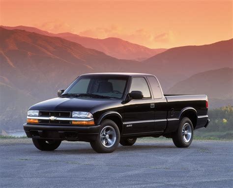 1999 Chev Truck by 1999 Chevrolet S 10 History Pictures Value Auction