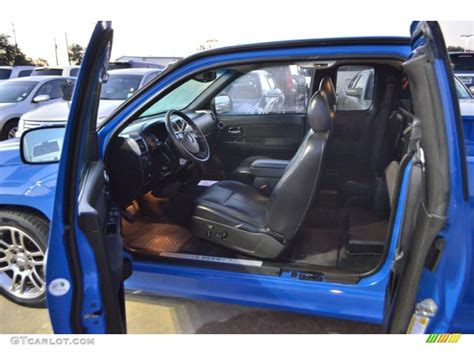 chevrolet colorado xtreme extended cab interior color  gtcarlotcom
