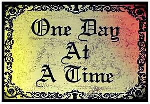 ODAAT one day a... Anonymous Meaningful Quotes