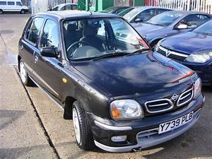 Nissan Micra 2001 : used nissan micra 2001 petrol 1 4 se 5dr very hatchback black edition for sale in wembley uk ~ Gottalentnigeria.com Avis de Voitures
