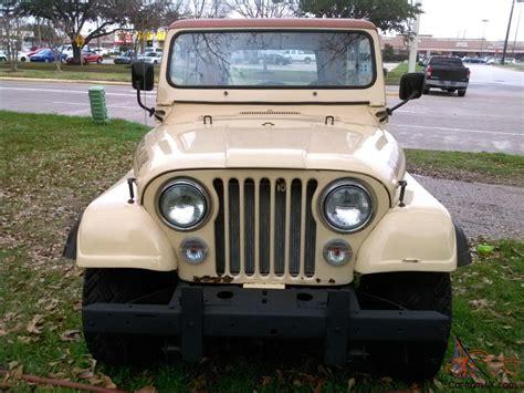 amc jeep cj7 amc wrangler cj7 jeep cj7