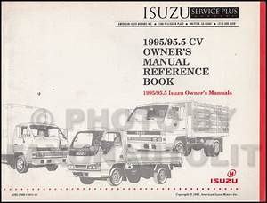 1995 5 Npr  U0026 W4 Gas Repair Shop Manual Original