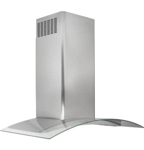 zvslss monogram  glass canopy island hood monogram appliances