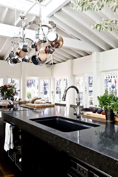 kitchen center island with sink modern chic kitchen with a beautiful center island with