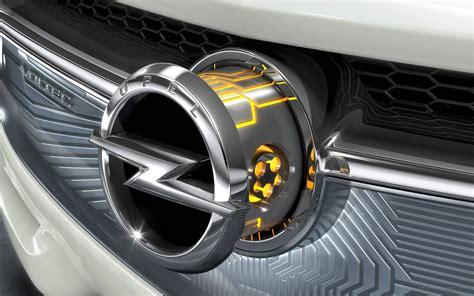 2010 Opel Concept Wallpaper