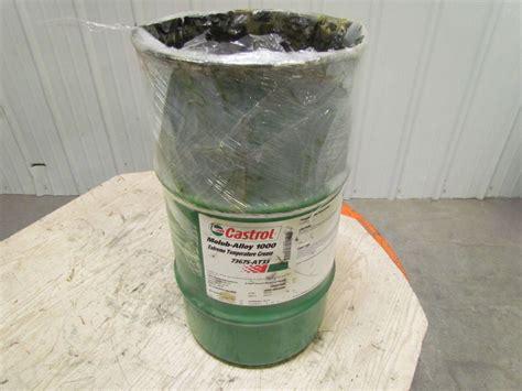Castrol Molub-alloy 1000 Extreme Temperature Bearing