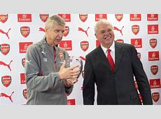 Arsenal chairman Sir Chips Keswick issues statement on