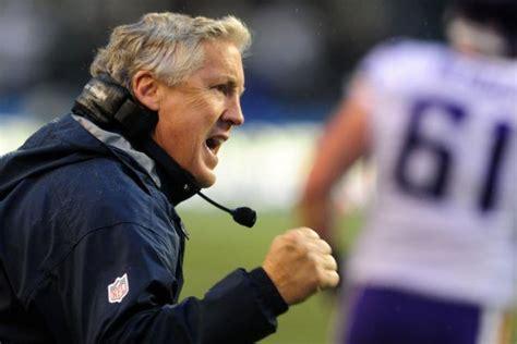 seattle seahawks pete carroll solidifies coach