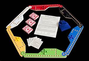6-Player MARBLES and JOKERS Game ***NEW*** Pegs sets
