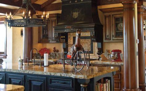 black kitchen cabinets  tuscan kitchen decor tuscan