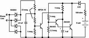 Telephone circuits for Telephone circuits