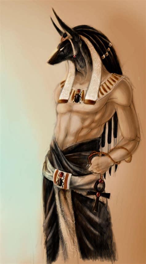 Anubis By Reykat On Deviantart