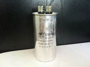 Ac Motor Capacitor Air Conditioner Compressor Start