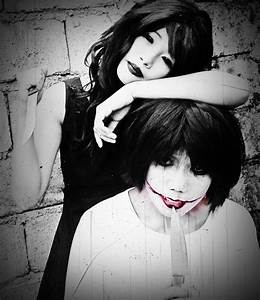 Jeff and Jane the killer by faith-xuan on DeviantArt