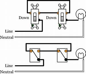 1 Gang 3 Way Light Switch Wiring Diagram : 3 way switches electrical 101 ~ A.2002-acura-tl-radio.info Haus und Dekorationen