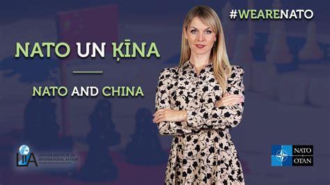 NATO un Ķīna #WeAreNATO