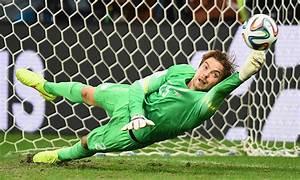 Did Holland's goalkeeper Tim Krul go too far with his ...