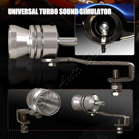 Turbo Sound Simulator by Universal Turbo Sound Exhaust Whistle Valve
