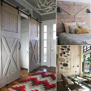 barn doors for the home popsugar home With barn doors for your house