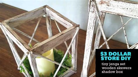farmhouse diy  dollar tree rustic lantern