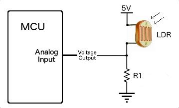 Hookup Wire Arduino Light Dependent