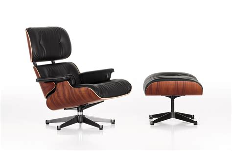 vitra eames lounge chair und ottoman used design