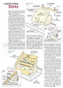 Box Making Sled Plan • WoodArchivist