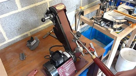 robert sorby proedge sharpening system youtube