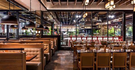 frank lloyd wright inspires  restaurant design