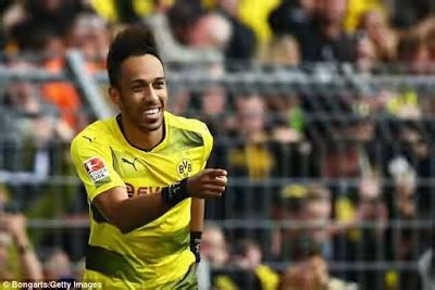 Aubameyang set for China move in deal which will make him ...
