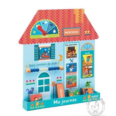 jeux de creation de maison eduludo ma journ 233 e jeu magn 233 tique et 233 ducatif djeco lapouleapois fr