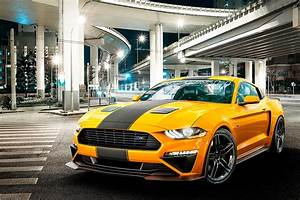 ROUSH Performance | 2019 Ford Mustang Stage 2 | 460 HP